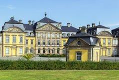 Arolsen Castle, Γερμανία Στοκ Φωτογραφίες