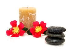 Aroma bathe Stock Photography
