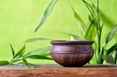 Free Aroma Candle Stock Image - 63612051