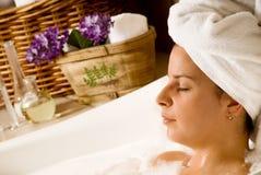 Aroma care Royalty Free Stock Photo