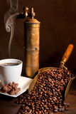 Aroma of coffee Stock Photography