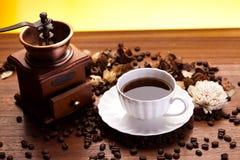 Aroma coffee Royalty Free Stock Photo