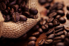 Aroma Coffee Royalty Free Stock Photos