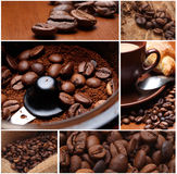 Aroma coffee Royalty Free Stock Image