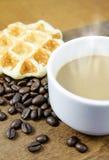 Aroma coffee Royalty Free Stock Photos