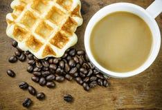 Aroma coffee Royalty Free Stock Image