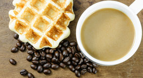 Aroma coffee Stock Photography