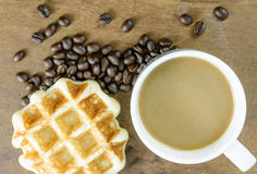 Aroma coffee Stock Images