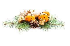 Aroma de la Navidad Fotos de archivo libres de regalías