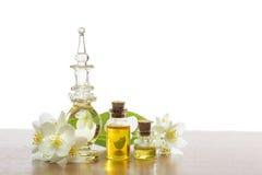 Aroma del gelsomino Fotografia Stock