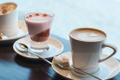 Aroma des Kaffees Lizenzfreie Stockfotografie