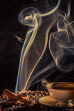 Aroma of freshly roasted coffee Stock Photo