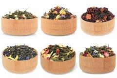 Aroma herb tee Royalty Free Stock Image