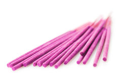 Aroma incense sticks Stock Photo