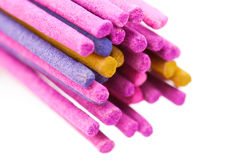 Aroma incense sticks Stock Image