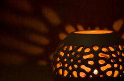 Aroma lamp Stock Photo