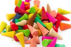 Aroma mix sense Stock Images