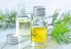 Aroma oil Stock Photography