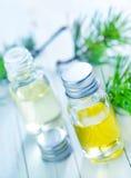 Aroma oil Stock Image