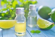 Aroma oil Stock Photo