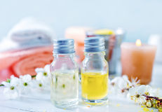 Aroma oil Royalty Free Stock Photos
