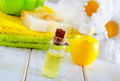 Aroma oil Royalty Free Stock Image