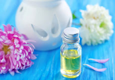 Aroma oil Royalty Free Stock Photo