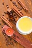 Aroma oil Stock Photos