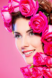 Aroma rose Royalty Free Stock Photo