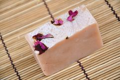 Aroma soap Royalty Free Stock Images