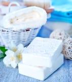 Aroma soap Stock Photos