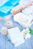 Aroma soap Royalty Free Stock Photos