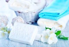 Aroma soap Stock Image