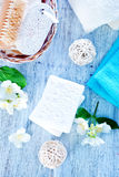Aroma soap Royalty Free Stock Image