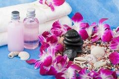 aroma spa θεραπεία Στοκ εικόνα με δικαίωμα ελεύθερης χρήσης