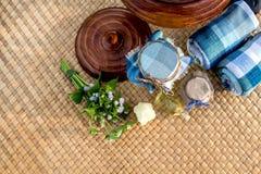 Aroma spa Royalty Free Stock Image