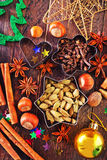 Aroma spice Royalty Free Stock Photography