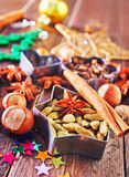 Aroma spice Royalty Free Stock Image