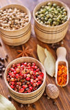 Aroma spice Stock Photography