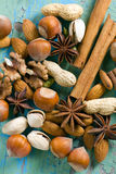 Aroma spices Stock Photo