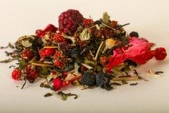 Aroma tea heap Stock Photos