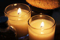 Aroma-Therapie stockbild
