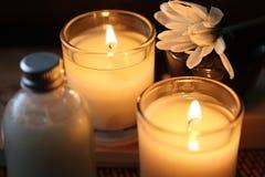 Aroma-Therapie stockfoto