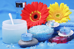 Aroma Therapy Royalty Free Stock Photo