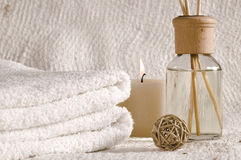 Aroma therapy Stock Images