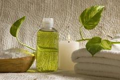 Aroma therapy Royalty Free Stock Photos