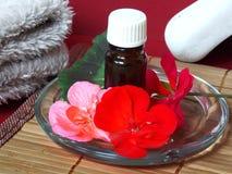 Aroma therapy Stock Photos