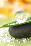 Aroma therapy concept Stock Photos