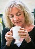 Aroma van Goede Koffie Stock Foto's