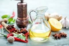 Aromakruid stock afbeelding